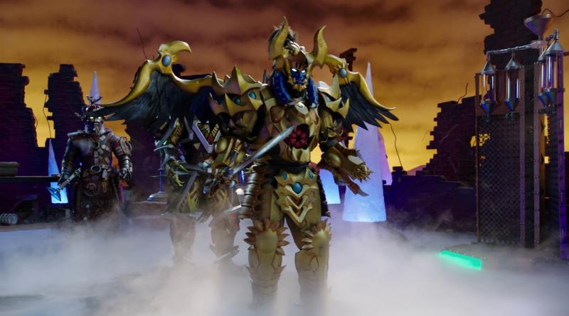 Power Rangers - 27x14 - Making Bad