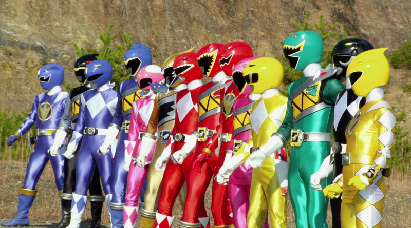 Power Rangers - 27x15 - Grid Connection