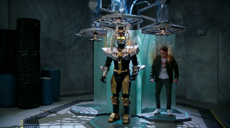 Power Rangers - 27x18 - The Silva Switch