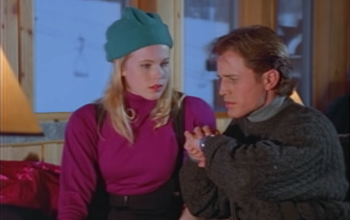 Power Rangers - 4x16 - There's No Business Like Snow Business (2)