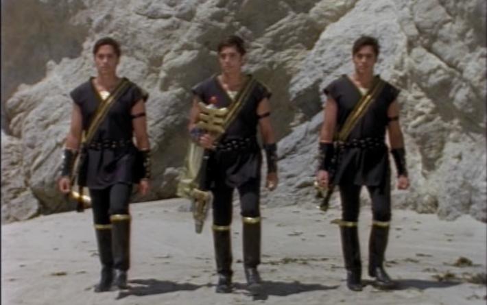 Power Rangers - 4x32 - Revelations of Gold (1)