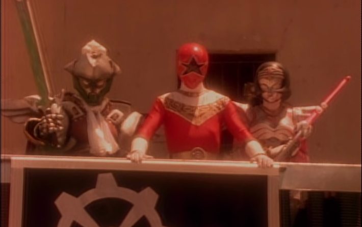 Power Rangers - 4x41 - King for a Day (1)