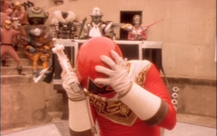 Power Rangers - 4x42 - King for a Day (2)