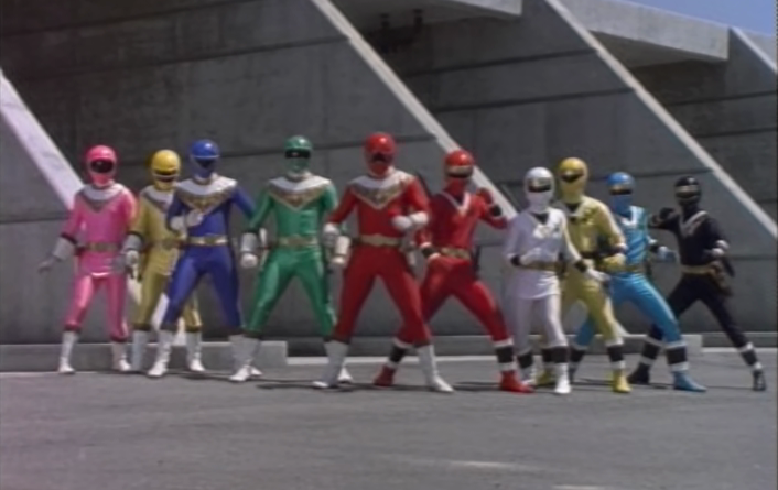 Power Rangers - 4x47 - Rangers of Two Worlds (2)