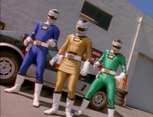 Shadow Rangers