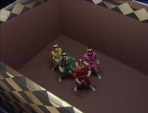 Honey, I Shrunk the Rangers, Part I
