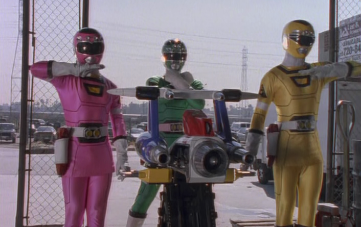 Power Rangers - 5x21 - The Wheel of Fate