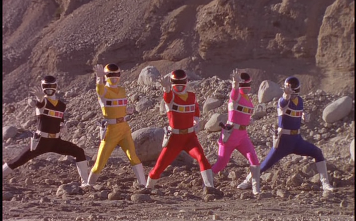 Power Rangers - 6x02 - From Out of Nowhere (2)