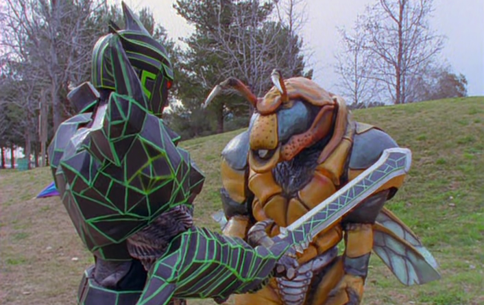 Power Rangers - 6x10 - The Wasp with a Heart