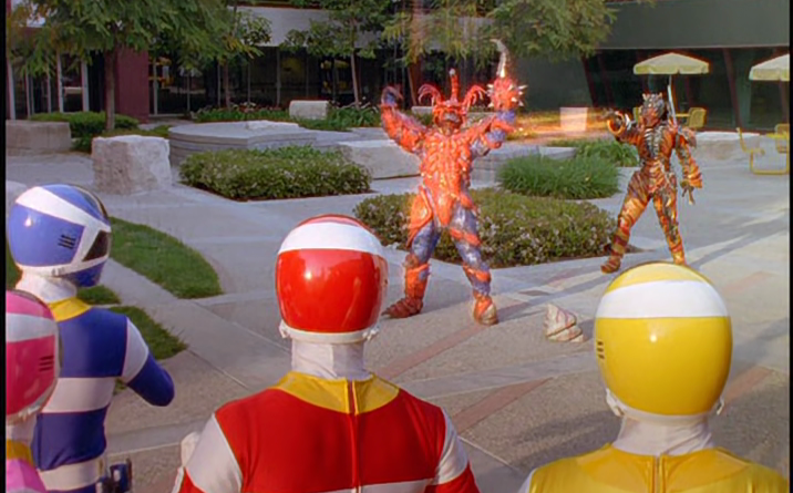 Power Rangers - 6x14 - The Barillian Sting