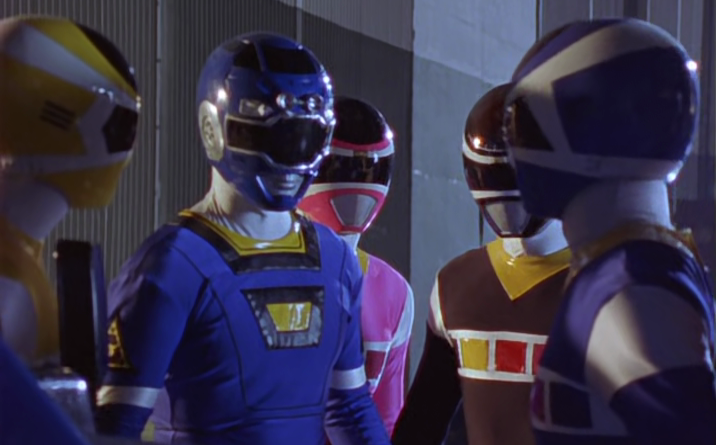 Power Rangers - 6x18 - True Blue to the Rescue