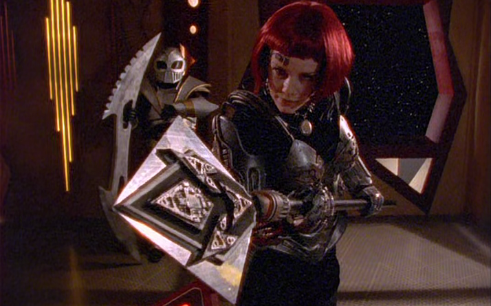 Power Rangers - 6x36 - The Enemy Within