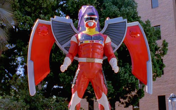 Power Rangers - 6x38 - Mission to Secret City