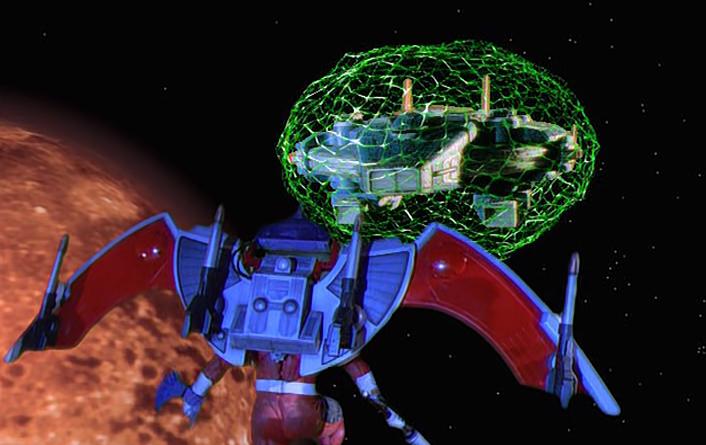 Power Rangers - 6x40 - The Impenetrable Web