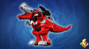 T-Rex Champion Zord
